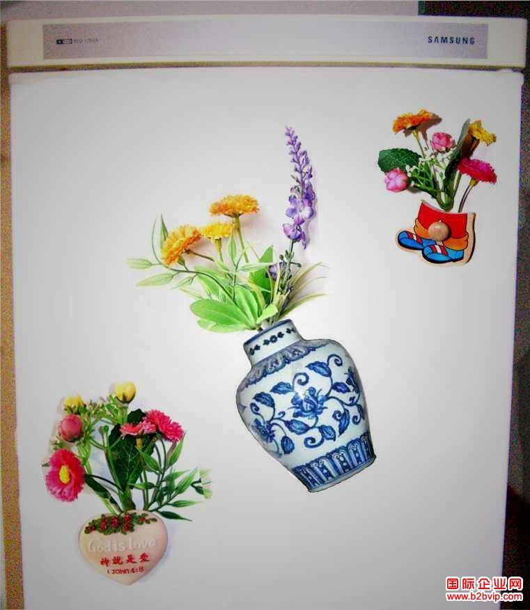 冰箱贴专利礼品工艺品饰品促销赠品