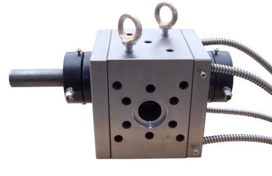 海科熔体泵_高温高压熔体泵