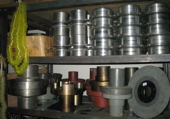 塔机配件中液压系统安装