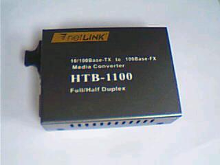 net-linkHTB-1100单模光纤收发器