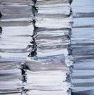 上海废纸收购 废旧书本 广告纸 报纸 白纸 纸板
