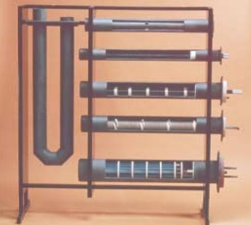 镍铬合金电热辐射管电加热器