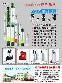 深井水泵,R95不锈钢深井潜水泵