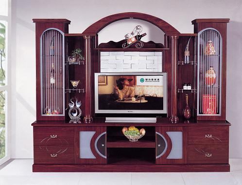 电视柜酒柜一体设计图展示