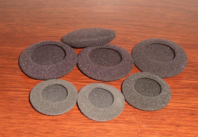 海绵制品、双拼海绵套、耳机海绵套