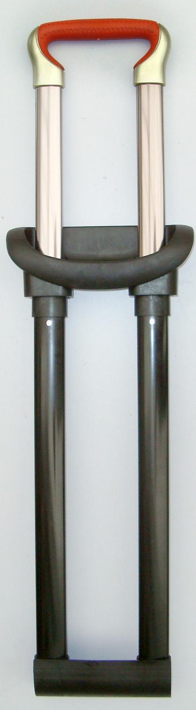 供应优质高档二节三节四节式质量可靠全铝电镀全新品质箱包拉杆