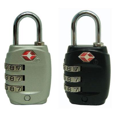 世界顶尖锁具美国TSA密码锁TSA箱包挂锁箱包