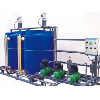 供应废水全自动酸碱投加设备