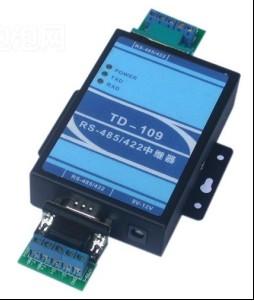 RS485光电隔离中继器TD-109