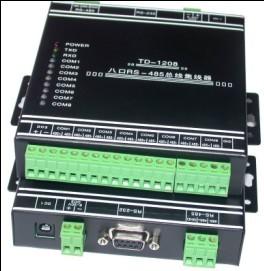 八口RS485串口集线器TD-1208