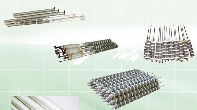 铁铬铝电热辐射管电加热器