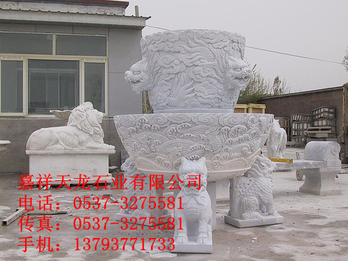 石雕喷泉,园林石雕,石雕喷泉价格,石雕喷泉图片,嘉祥石雕