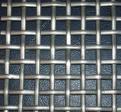 河北安平现货供应振动筛网 盘条轧花网 重型轧花网