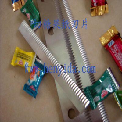 薄膜封切机刀片,切糖果齿刀片,长齿刀片,包装齿刀