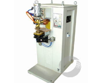 供应气动精密单头点焊机 制罐设备