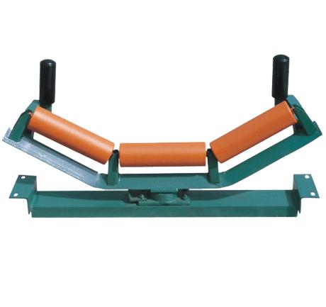 大量槽型托辊优质可靠——鑫达输送配件厂