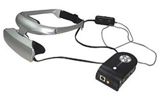 供应头戴式眼镜显示器-YCTVD230