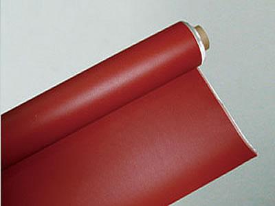 供应硅橡胶玻纤涂覆硅胶布,玻纤硅胶布