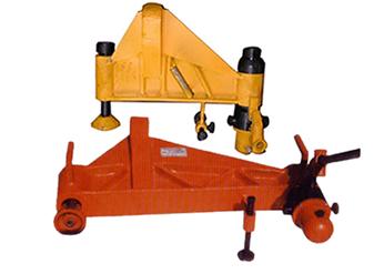 液压弯轨机