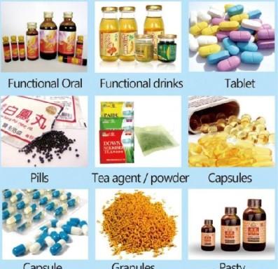 外销品牌保健食品委托代加工  中药保健品出口加工