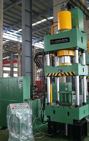 YB32-100T四柱液压机