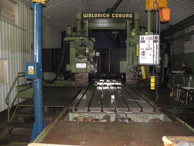 供应德国产瓦德里希2000x6000MM高精度龙门导轨磨