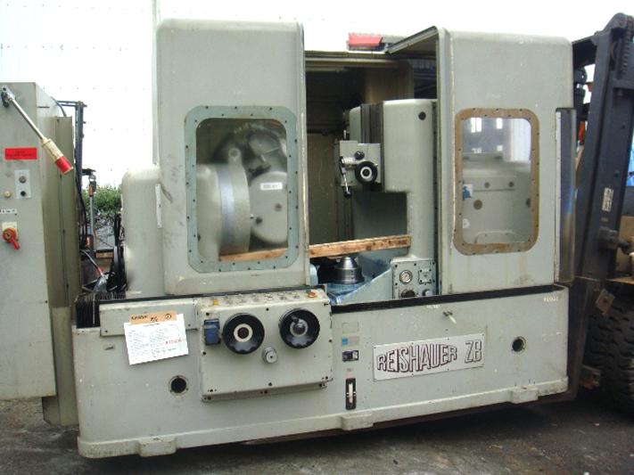 现货供应瑞士产二手ZB700蜗杆磨齿机