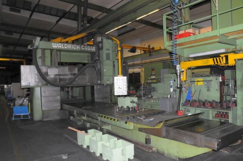 供应德国产瓦德里希1800x6000MM重型龙门镗铣