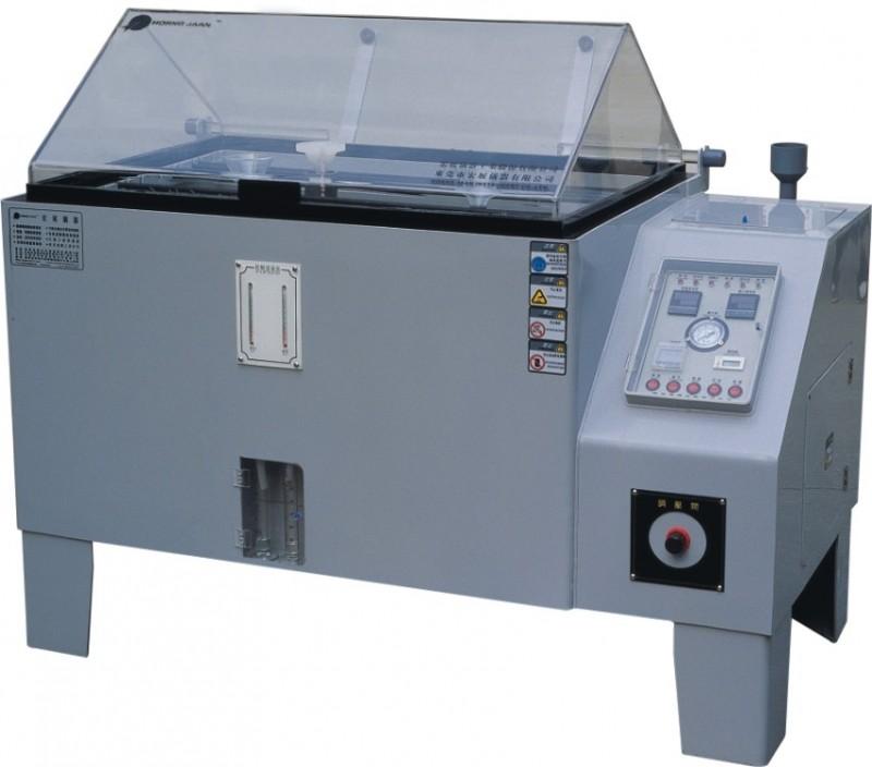 电镀金属材料表面盐雾试验的盐雾试验箱选用方法