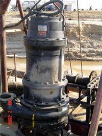 潜水抽污泥泵