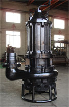 耐磨潜水渣浆泵、矿渣泵、煤渣泵、排渣泵