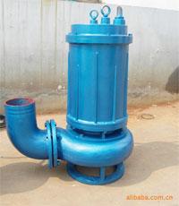 无堵塞潜水污水泵
