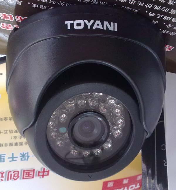 TC-600/QC3图雅丽小海螺红外灯摄像机