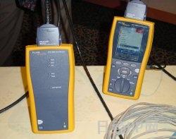 99新DSP-4300,DSP-4000线缆测试仪