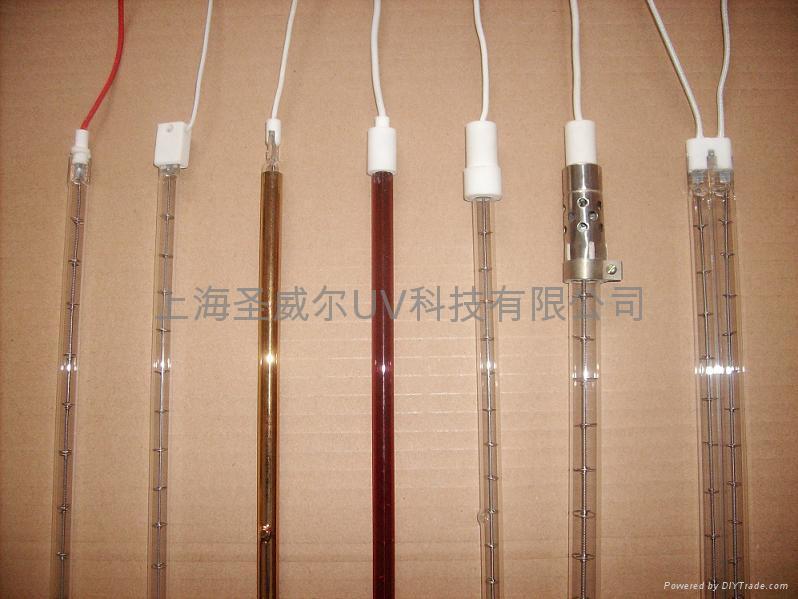 红外线灯管/IR灯/短波近红外线灯/红外线卤素灯