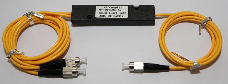 1*2耦合器Coupler双窗,ABS盒子
