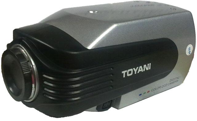 TOYANI图雅丽TC-400/WL1照车牌专用摄像机