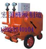 数控螺纹钢筋调直机 自动灰浆泵 灰浆泵展示 混凝土泵车