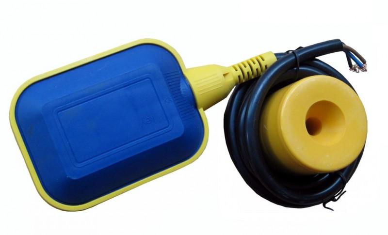 电缆浮球开关是利用塑胶射出一体成型,所以结构坚固,性能稳定可靠,同时无毒、耐腐蚀,安装方便,价格低廉,对长距离多点控制、沉水泵、有波动的液体或有杂质的液体控制效果佳。一般液体亦可使用。电缆线长度任何长度皆可定制。电缆浮球开关为金属电缆浮球液位开关,接点零件为水银开关,其特点为耐高温,电缆线采用高柔性电缆,经久耐用。由于其简单可靠,经济方便的特点,使其广泛运用于各种大型容器的液位控制,尤其在市政给排水、消防、水处理等行业首选。 电缆浮球开关是利用微动开关或水银开关做接点零件,当电缆浮球以重锤为原点上扬一定角