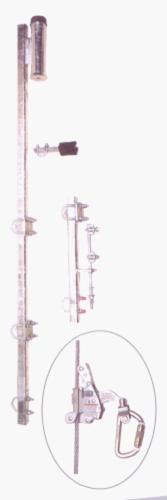 风电塔筒垂直系统