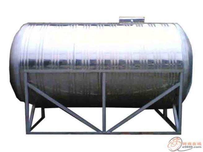卧式不锈钢水箱_供应产品_广州龙康水塔厂