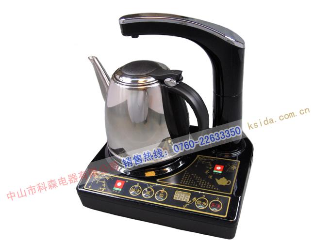 科思达全自动加水器桶装水控温不锈钢电热水壶
