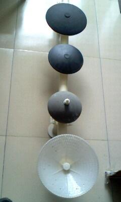 河北szb-3型旋混式曝气器