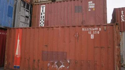 旧集装箱销售&旧集装箱改装房屋&二手集装箱出售上海