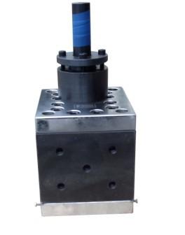 高温EVA热熔胶熔体泵 聚酯类熔体泵 熔体计量泵