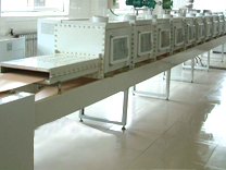工艺品微波干燥杀菌设备,飞机模型微波干燥设备