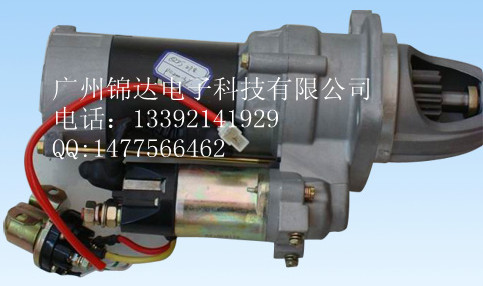小松挖掘机300/400-6油门电机