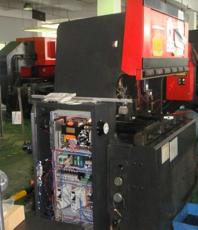维修改造阿玛达RG系列折弯机数控系统