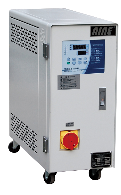 供应海菱克模温机(运油式,12kw)