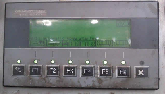 GRAF-SYTECO显示屏维修